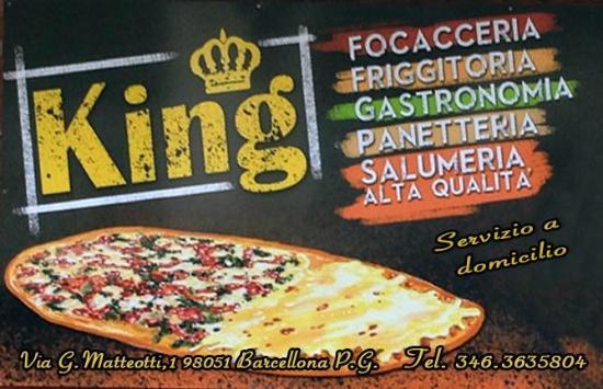 King Salumeria Gastronomia
