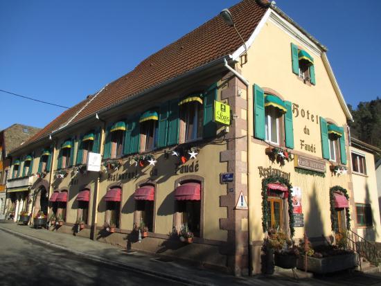 Hotel Restaurant Le Faude Trip Advisor