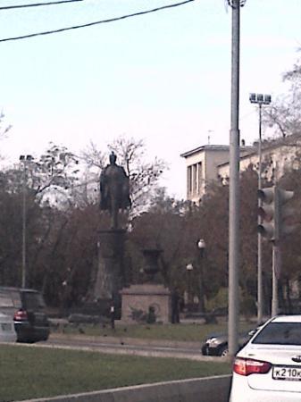 V.G. Shukhov Monument