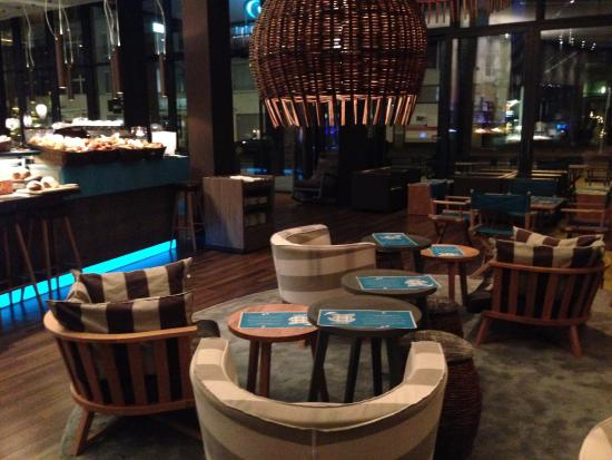 sala colazione bild von motel one bremen bremen tripadvisor. Black Bedroom Furniture Sets. Home Design Ideas