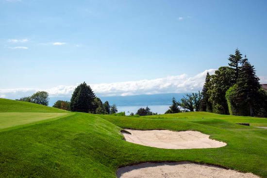 ‪Evian Resort Golf Club‬