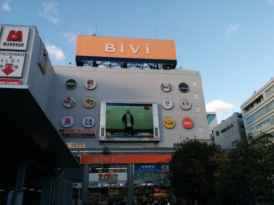 BiVi, Sendai Station East Entrance