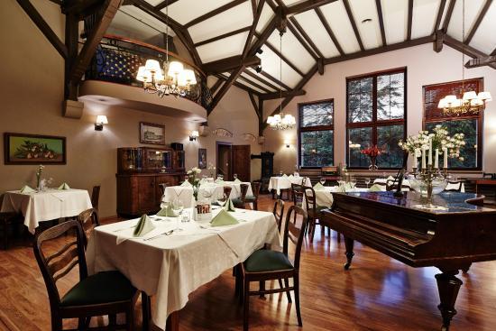 Restauracja Prezydent KOMPLEKS SZTYGARKA