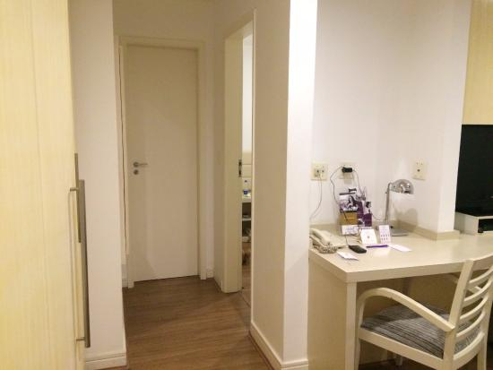 Hotel Mercure SP Moema: Corredor