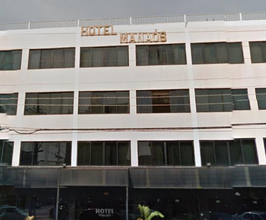 Hotel Manaos : frente