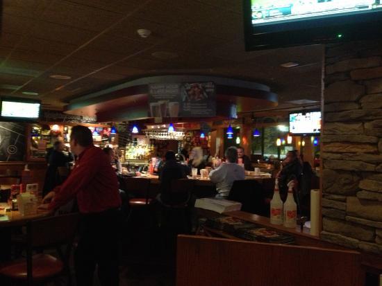 Applebee's Fairport - dining room