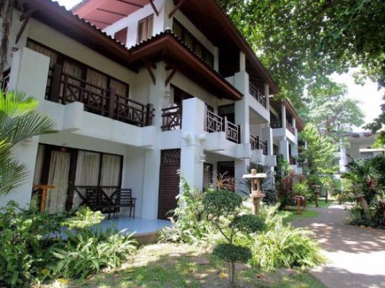 Natural Park Resort Pattaya Review