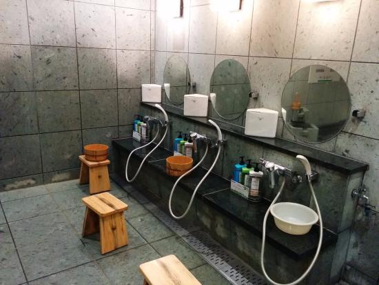 Super Hotel Oyama: 大浴場