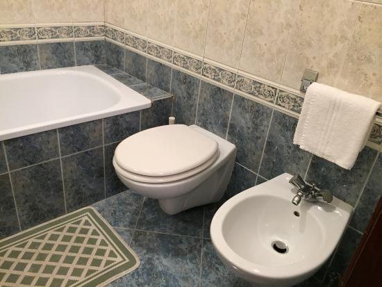 Hotel Serenissima: Комфортная ванная комната