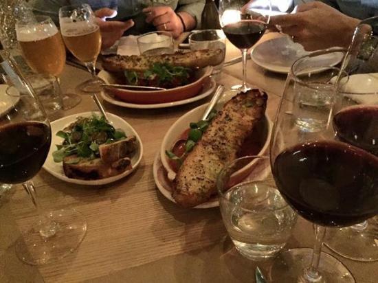 Photo of Italian Restaurant l'Amico at 849 Avenue Of The Americas, New York City, NY 10001, United States