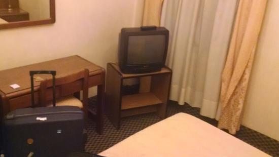 Castelar Hotel & Spa: Vista do interior do quarto (Telefunken)
