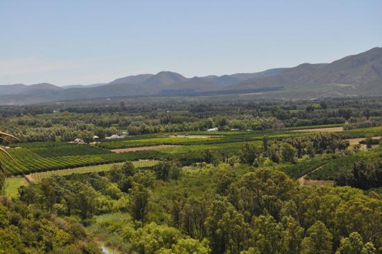 Kirkwood, Sydafrika: View from Lookout deck