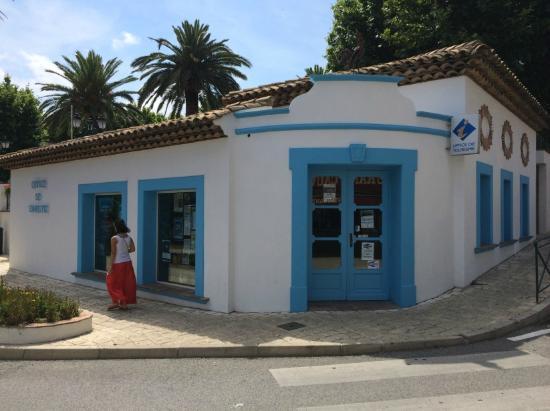 Tourist Office of Cogolin