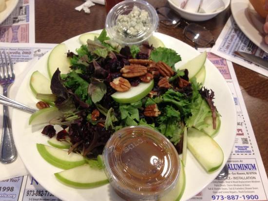 East Hanover Diner - Baja Salad