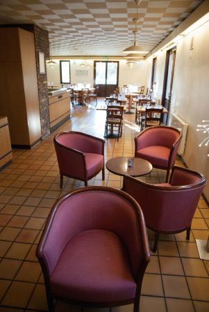 Hotel Inn Design Resto Novo Bourges : L'accueil