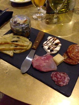 antipasti - picture of vivo italian kitchen, orlando - tripadvisor