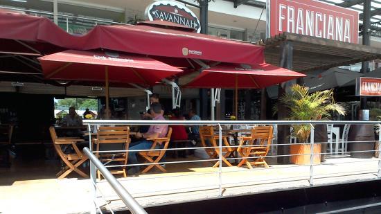 Savannah Bar Restaurante