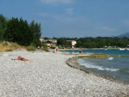 Camping Zocco Centro Vacanze : Strand