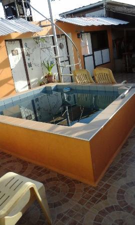 Patrik & Tezz Guesthouse: Mini pool