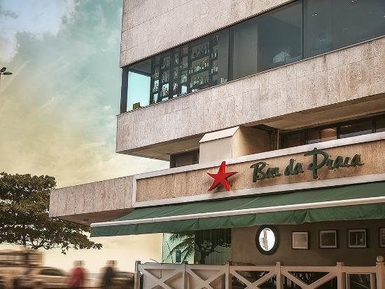 Hotel Marina Palace Rio Leblon: Bar da Praia