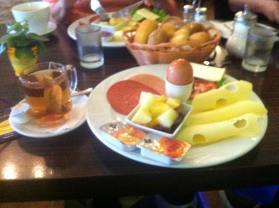 Hotel Mitte Berlin: café da manhã
