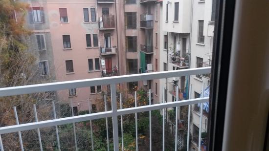 Sigieri Residence Milano: panorama dalla camera