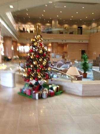 Rihga Royal Hotel Niihama: リーガ新居浜 ロビー