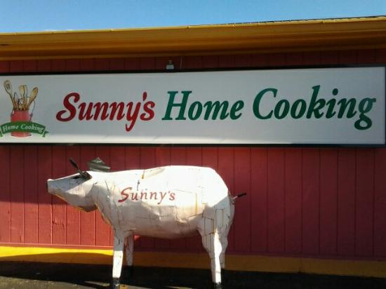 Sunny's Home Cooking: Best ever buffet!