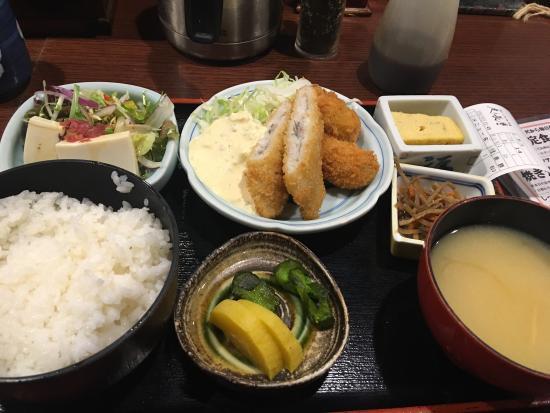 Sobanigirimeshi Sakedokoro Hashirinagaya: photo0.jpg