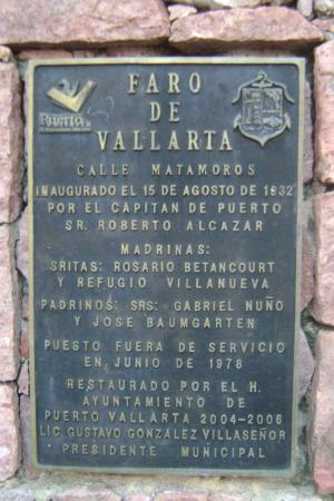 Faro de la Calle Matamoros