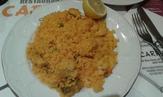 Restaurante carrion picture of restaurante carrion - Restaurante entrevins valencia ...