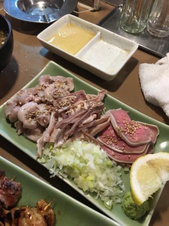 Motsuyaki Utchan Shinjuku Omoide Yokocho