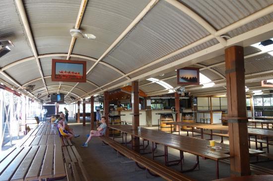 Outback Pioneer Hotel U0026 Lodge, Ayers Rock Resort: Outback Pioneer Lodge