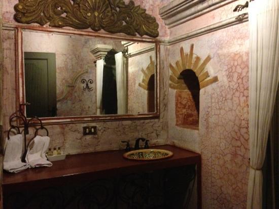 La Casona de Antigua: Bathroom