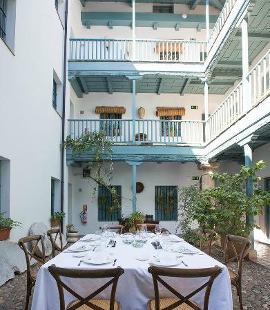 Hospes Las Casas del Rey de Baeza Sevilla: Banquete Patio