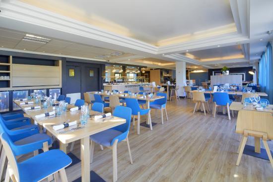 salle de restaurant photo de kyriad bordeaux b 232 gles b 232 gles tripadvisor