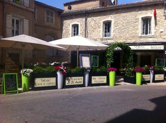 Le st andr bonnieux restaurant avis num ro de t l phone photos tripadvisor - Bonnieux office de tourisme ...