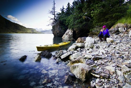Hideaway Cove Wilderness Lodge 사진