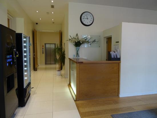 Recepção - Picture of Hyde Park Executive Apartments, London - TripAdvisor