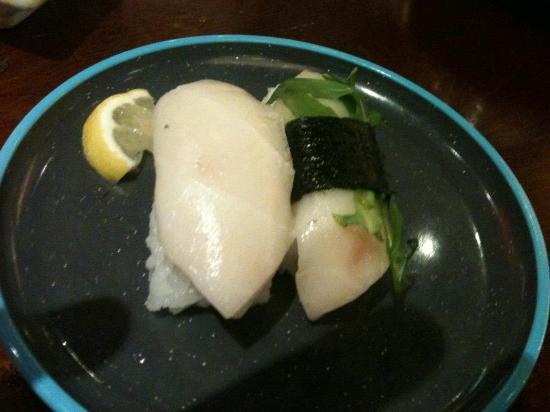 Okiru im Riverside : sushi