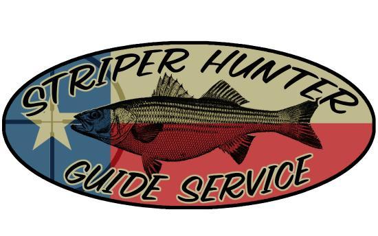 Pottsboro, TX: Striper-Hunter-Guide-Service