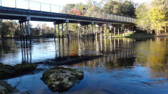 Rum 138: Bridge at pick up point
