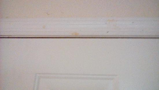 Union, SC: Door frame