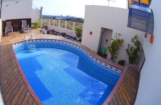 BEST WESTERN Taroba Hotel: Piscina