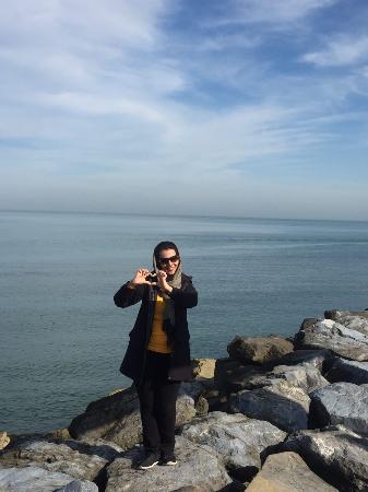 Kheze Shahr Beach, Fereydun Kenar