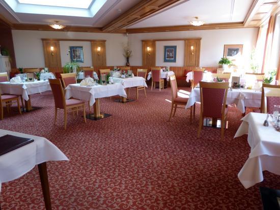 Hotel Buntali: Restaurant Area