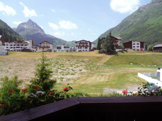 Hotel Buntali: View from room 601