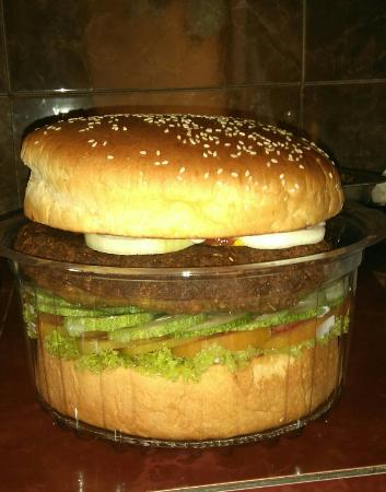 Venos' Burger