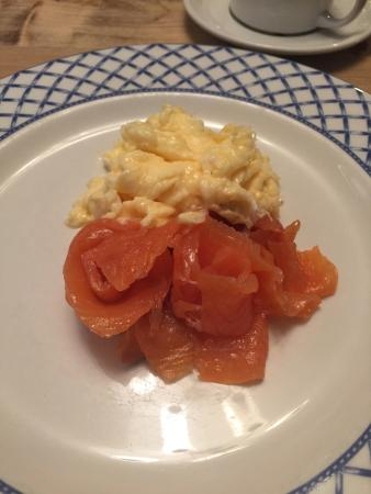 Hook Norton, UK: Good Breakfast and great friendly Service