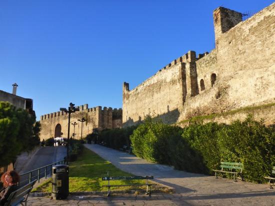 Eptapyrgio Castle